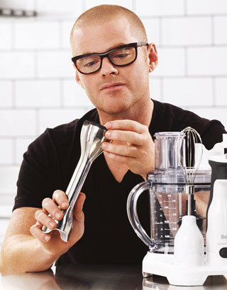 Sage by Heston Blumenthal the All In One Control Grip